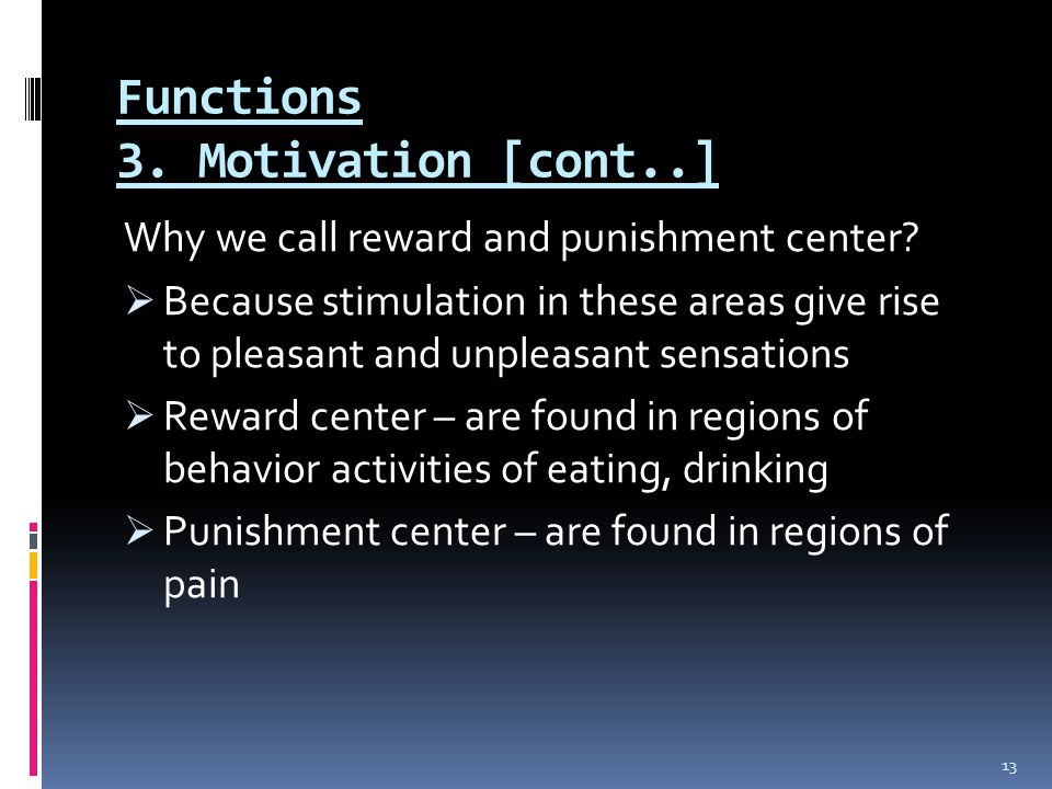 Functions 3. Motivation [cont..]